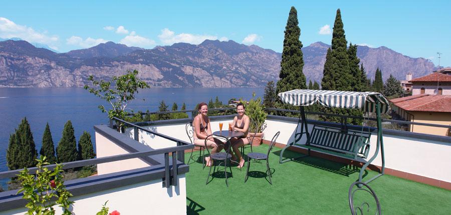 Antonella Hotel, Malcesine, Lake Garda, Italy - terrace.jpg